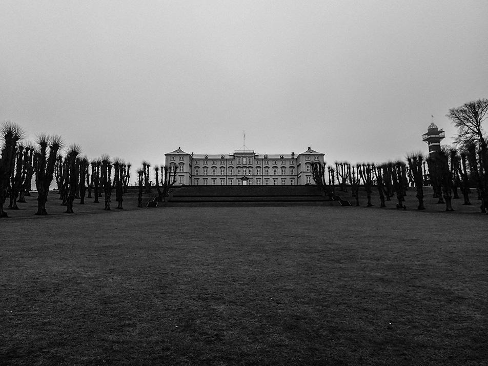 フレゼレクスベア公園の城